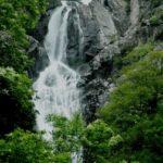 La cascade Marmorico, 90 m de haut.