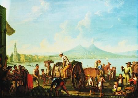 Pietro Fabris, Il venditore di cocomeri
