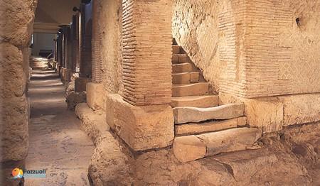Percorso sotterraneo dell'acropoli