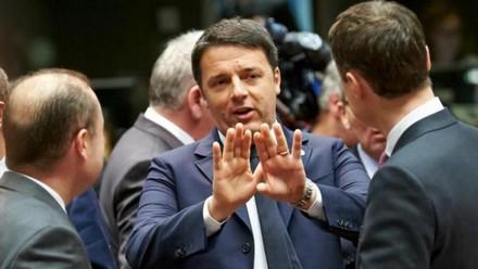 Matteo Renzi il PD