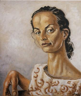 Alberto Savinio, Ritratto di Gioietta