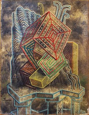 Alberto Savinio, Les grâces insulaires, 1928