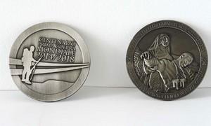 Medaglie commemorative che saranno simbolicamente consegnate ai discendenti dei caduti