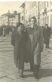 Nicola G. De Donno e Giulio Camber Barni, Pisa 1940