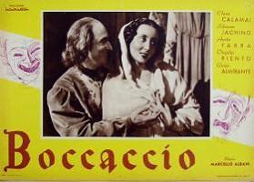 Marcello Albani, Boccaccio, 1940