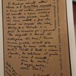 'La cartolina' (2/2): Il messaggio a Eugenia scritto da Gramsci e firmato anche dalla sorella di lei Giulia (Iulca) Schucht.