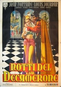 Hugo Fregonese, Decameron Nights-Notti del Decamerone, 1953