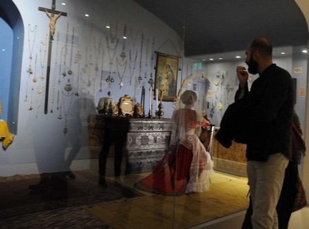 Museo del Costume, foto di Massimo Locci