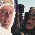 Nel film Lawrence d'Arabia, Peter O'Toole e Omar Sharif