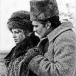 Nel film Dottor Zivago, Julie Christie e Omar Sharif