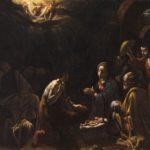 Antonio D'Enrico detto Tanzio da Varallo - Adorazione dei pastori, 1605-1610 ca - Collezione privata