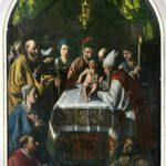 Antonio D'Enrico detto Tanzio da Varallo Circoncisione di Gesù con i santi Carlo Borromeo e Francesco d'Assisi, 1610-1611 ca