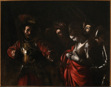 Michelangelo Merisi detto Caravaggio - Martirio di sant'Orsola, 1610 - Napoli, Gallerie d'Italia - Palazzo Zevallos Stigliano, Collezione Intesa Sanpaolo