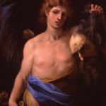 Giuseppe Cesari detto il Cavalier d'Arpino - David con la testa di Golia, 1598