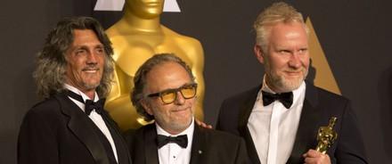 L'Italia agli Oscar con Alessandro Bertolazzi e Giorgio Gregorini