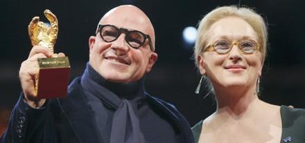 Gianfranco Rosi vince l'Orso d'oro del Festival del cinema di Berlino 2016