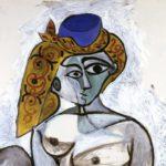 Pablo Picasso, Nudo con berretto turco