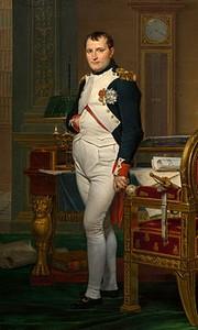 Napoleone, ritratto di Jacques-Louis David