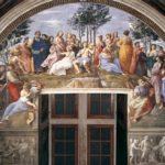 Il Parnaso di Raffaello - Stanze Vaticane