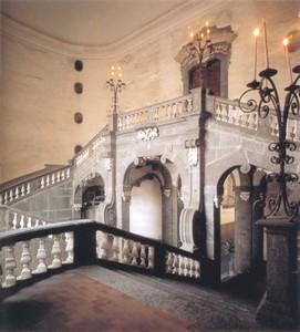 Palazzo ducale Serra di Cassano, sede dell'Istituto