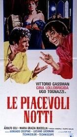 Armando Crispino e luciano Lucignani, Le piacevoli notti, 1966