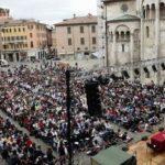 Piazza Grande, Modena, Festival di Filosofia