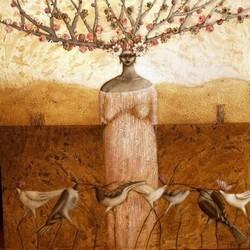 Le Donne Albero - Primavera - Octavia Monaco