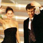 Laetitia Casta e Fabio Fazio - San Remo 1999