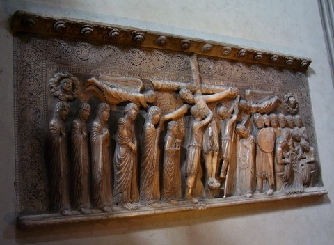 La déposition du Duomo de Parme