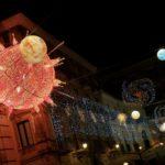Luci d'artista. Natale a Salerno. Foto Fra9300