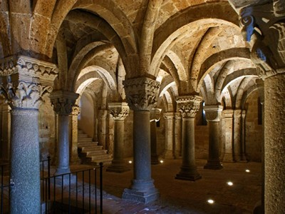 La Cripta di San Sepolcro