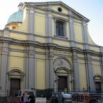 Chiesa Santa Maria deglia angeli - Napoli
