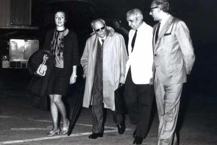 Ungaretti con Bruno Bianco in Argentina