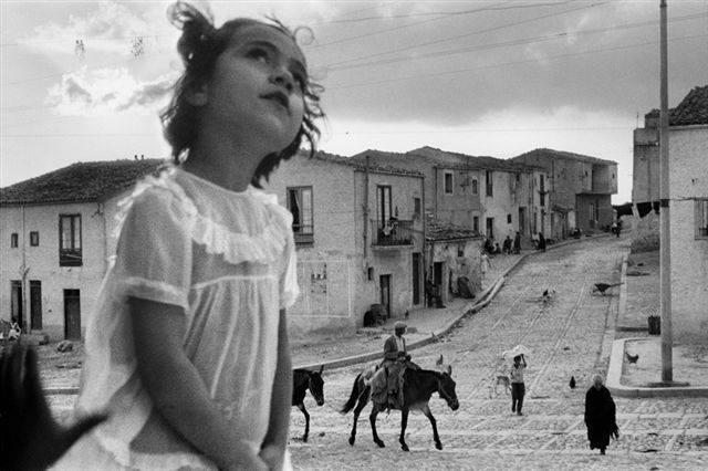 Corleone, del grande fotografo cileno Sergio Larrain