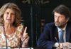 Silvia Costa e il ministro alla cultura Franceschini