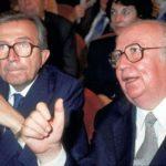 Spadolini ed Andreotti