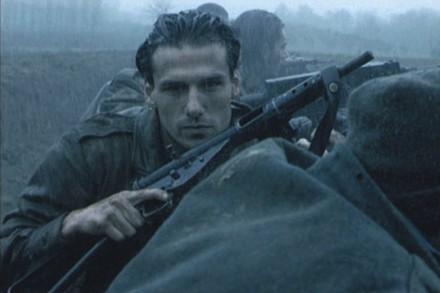 Scena del film Il partigiano Johnny tratto dal romanzo omonimo