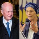 Bruno Tabacci ed Emma Bonino