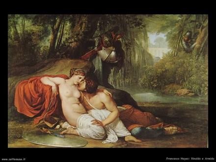 Rinaldo e Armida, di Francesco Hayez