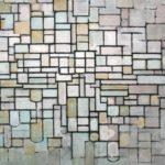 Composizione di Mondrian