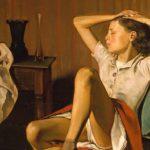 Thérèse dreaming, di Balthus