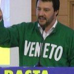 Matteo Salvini leader della Lega Nord