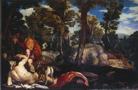 Paolo Veronese, Il buon samaritano, Dresden, Staatliche Kunstsammlungen - Gemäldegalerie