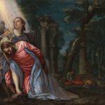 Paolo Veronese, Cristo nell'orto del Getsemani, Milano, Pinacoteca di Brera