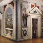 Affreschi del Veronese - Villa Barbaro a Maser di Treviso