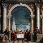 Haeredes Pauli Veronensis, Cena in casa di Levi, Venezia, Gallerie dell'Accademia