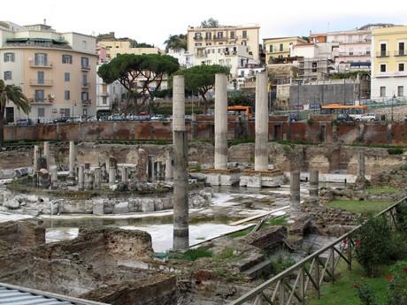 Il Serapeo di Pozzuoli © Flavio Brunetti