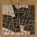 2. Paris. 2005. Crayon couleur sur papier kraft. cm 70x100