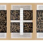7. Paris 2006. Crayon couleur sur papier kraft. cm 210x100