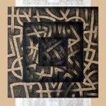 6. Paris 2007. Crayon couleur sur papier kraft. cm 70x100